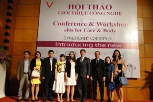 Vinson Workshop: Giới Thiệu công nghệ elos Plus và VelaShape III