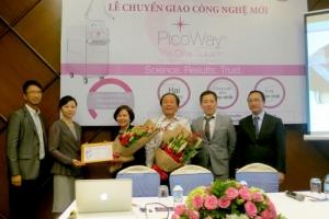 PicoWay điều trị da thẩm mỹ, xóa xăm hiệu quả