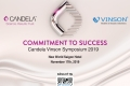Candela Vinson Symposium 2019 - Commitment to Success